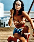 How could any girl NOT want to kick butt like Wonder Woman?