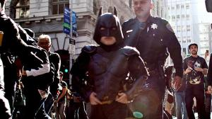 Batkid. Photo courtesy of ABC News.com