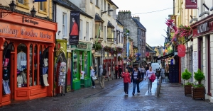 I'm looking forward to exploring Galway on my own. Looks like my kind of town!