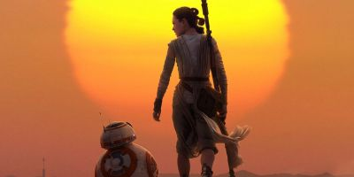 Rey and BB-8 are trying to find their way, too, in 2016.